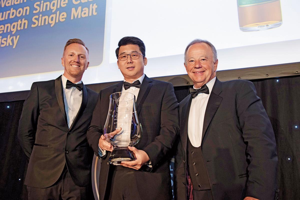 金車噶瑪蘭酒廠首席調酒師張郁嵐經常在國際大賽領獎,噶瑪蘭連續2年榮獲ISC世界威士忌單一麥芽冠軍。