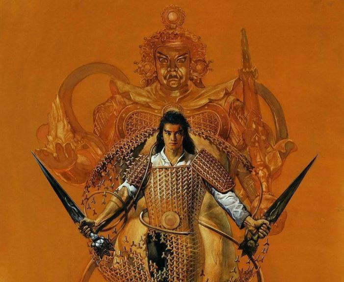 鄭問故宮展將打造《阿鼻劍》主角何勿生的兩公尺雕像。
