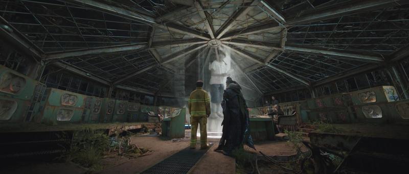 《與神同行》的CG特效,在4DX版本時更顯立體且娛樂感十足。(LOTTE娛樂提供)