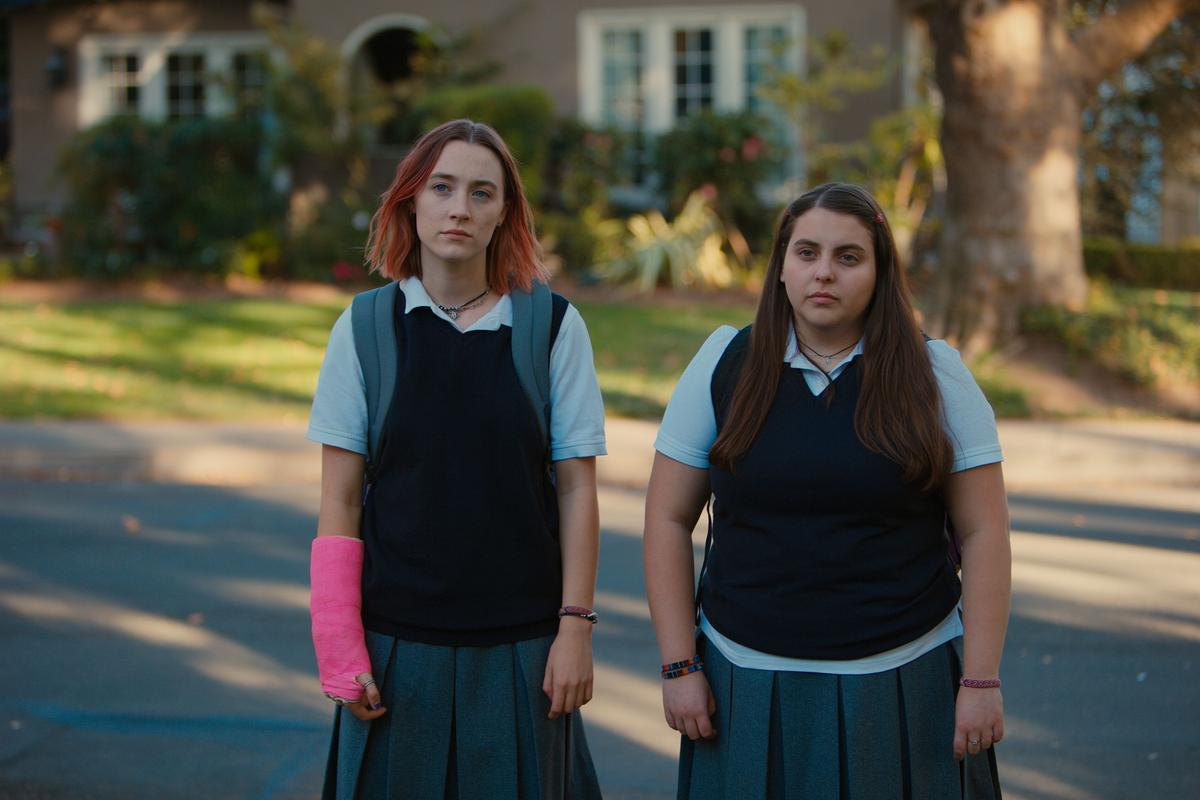 《淑女鳥》是喜劇音樂類最佳影片。