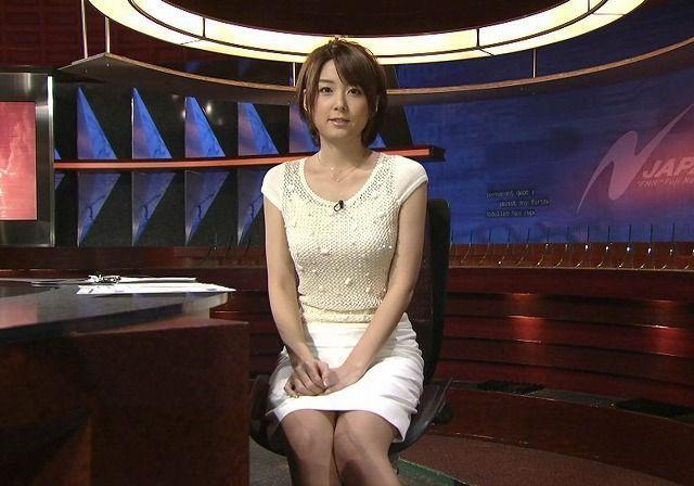 秋元優里偷吃已婚製作人後,傳出將退出主播檯。(翻攝niconico news網站)