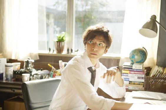 人氣男星生田斗真跟秋元優理也有關,他是綠雲罩頂的生田龍聖的哥哥。(翻攝pinterest網站)