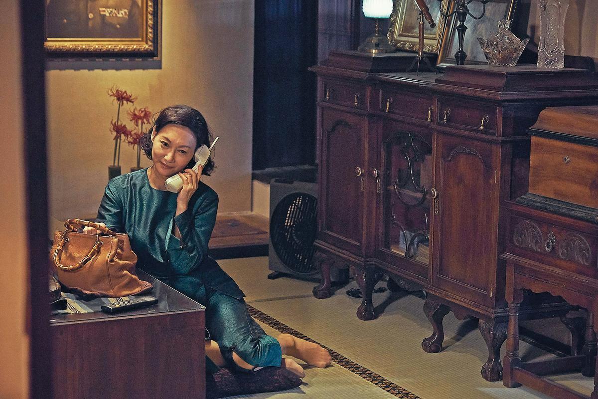 《血觀音》票房狠掃8,700萬元,站上去年國片第二名,拿下金馬獎最佳影片大獎又票房告捷,能聰明做到雅俗共賞,導演楊雅喆功不可沒。