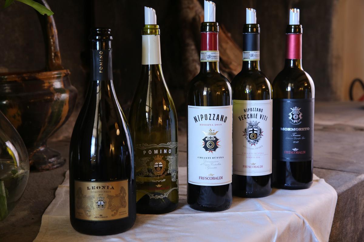 以白酒見長的「波密諾」與紅酒經典的「尼波扎諾」兩大莊園,相距不遠,風格迥異。