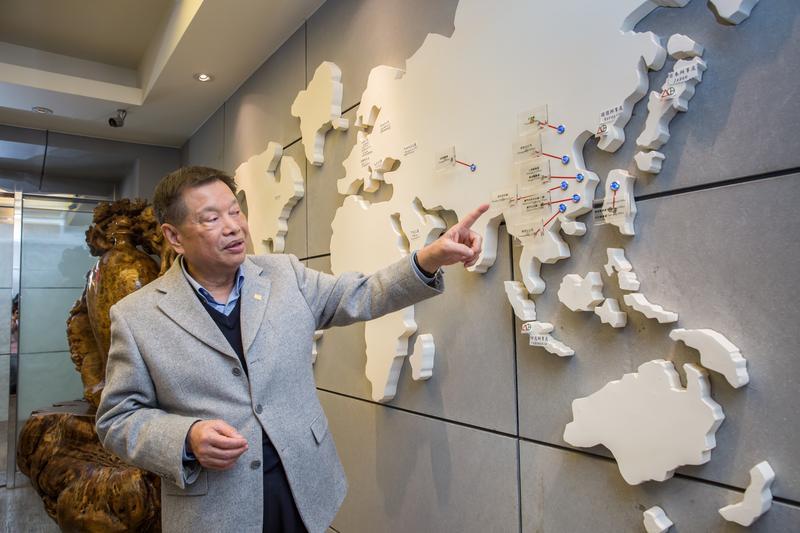 從鎢鋼大王到加碼投資台灣開飯店,白手起家廖萬隆生於雲林鄉下,而今事業版圖行銷擴展至全球50多個國家。