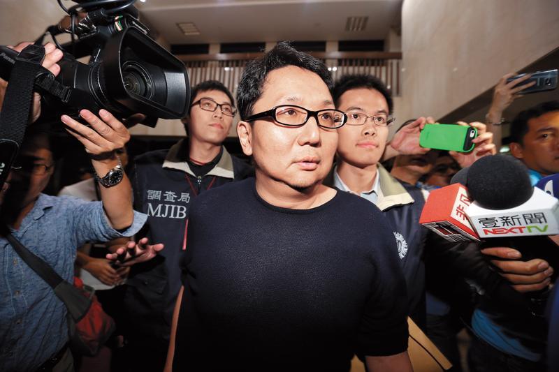 許世龍的弟弟、樂陞案主嫌許金龍遭求刑30年,目前收押在看守所。