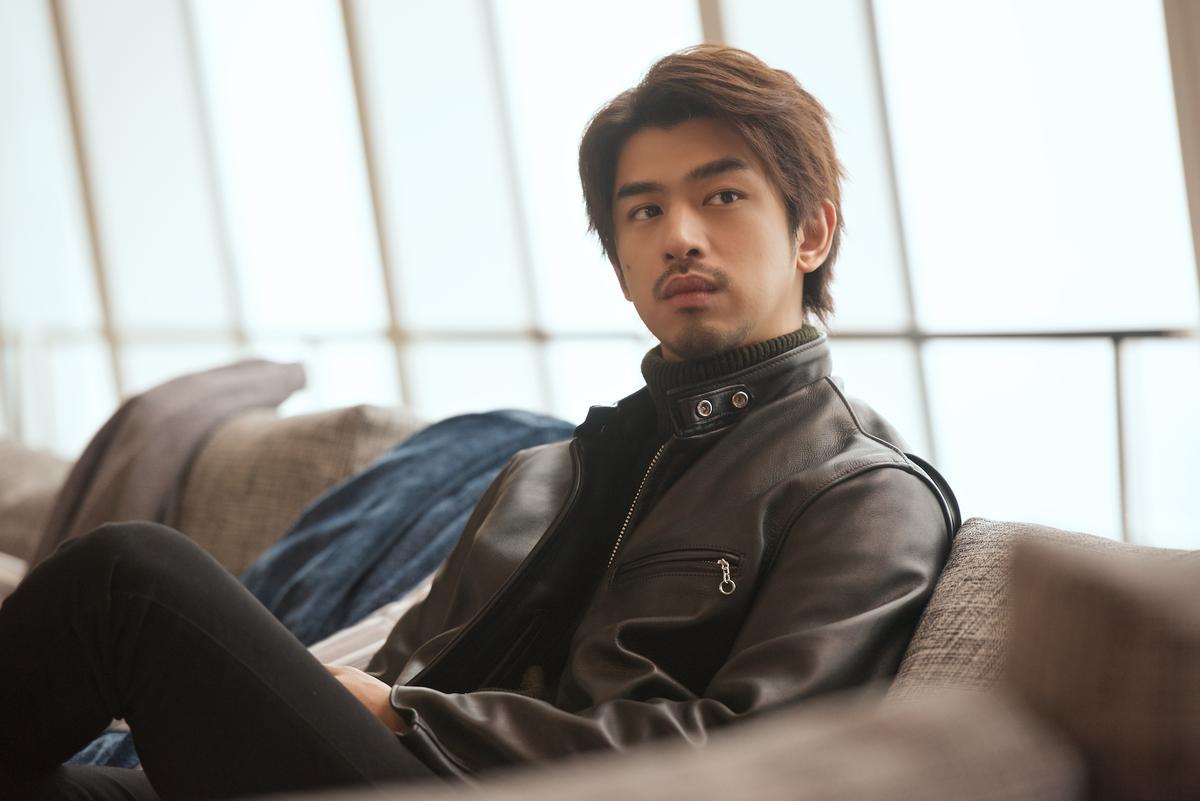 陳柏霖在電影裡的角色有大仁哥的暖男精神。(迪士尼提供)