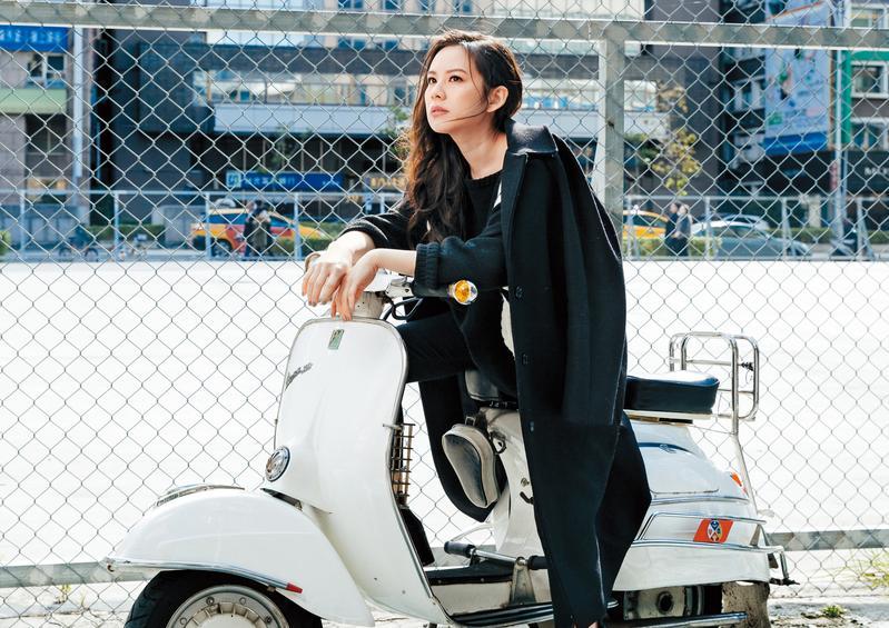 王詩安外型亮麗,也曾轉戰戲劇,現在全新回歸歌手身分。
