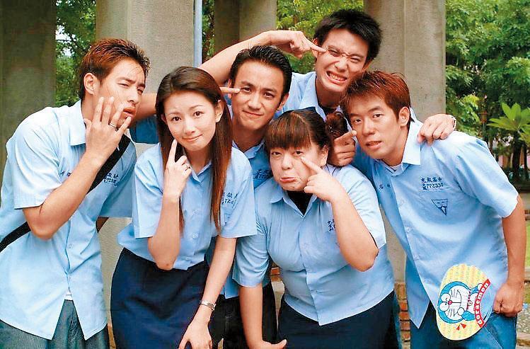 演出《麻辣鮮師》第二季的後藤希美子(左二)、張善為(右)及潘瑋柏(左),都傳出與死神擦身過。(華視提供)