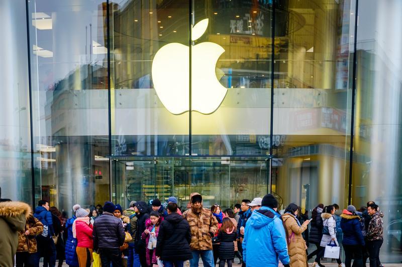 今年1月上旬,供應商接獲蘋果公司通知,昆山已經被列為高風險的生產基地,因為政府會突然宣布全面停工。(東方IC)