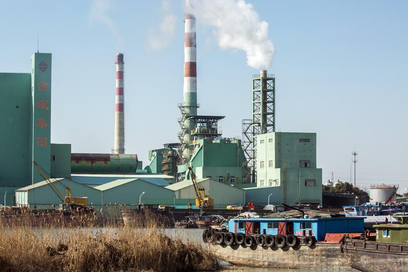 昆山是PCB升產重鎮,一旦南亞和台玻(圖)遭停產,電子業將有斷鏈問題。