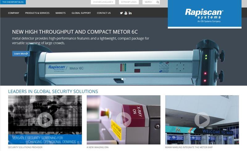 外商Rapiscan竟是關務署10年前機動式X光供應商,而且還曾被批評得一文不值。