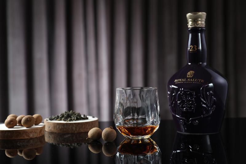 「皇家禮炮23年」是首支擁有台灣DNA的蘇格蘭調和威士忌。