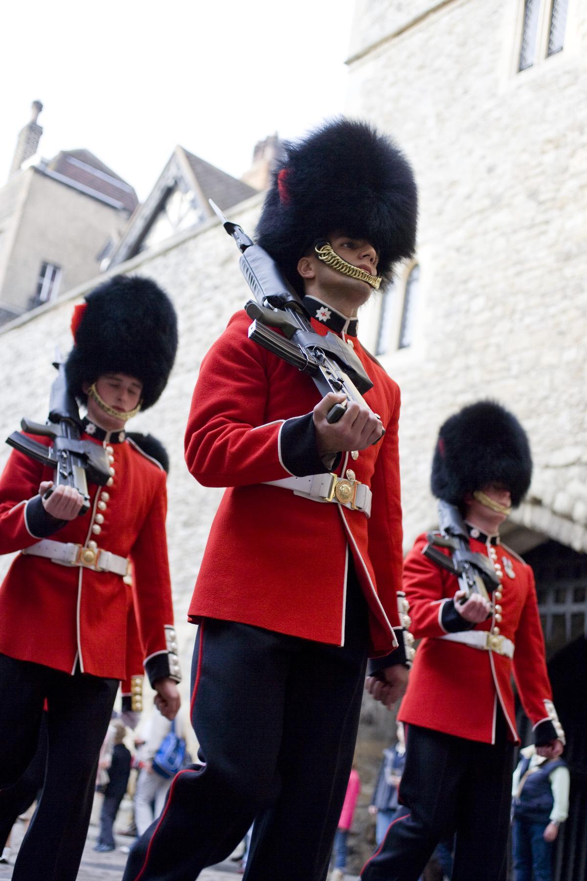 皇家禮炮和英國皇室有深刻淵源。(台灣保樂力加提供)
