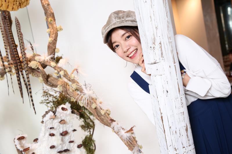 林雨宣很常接到跟「親情」有關的作品,她自認演起來得心應手。