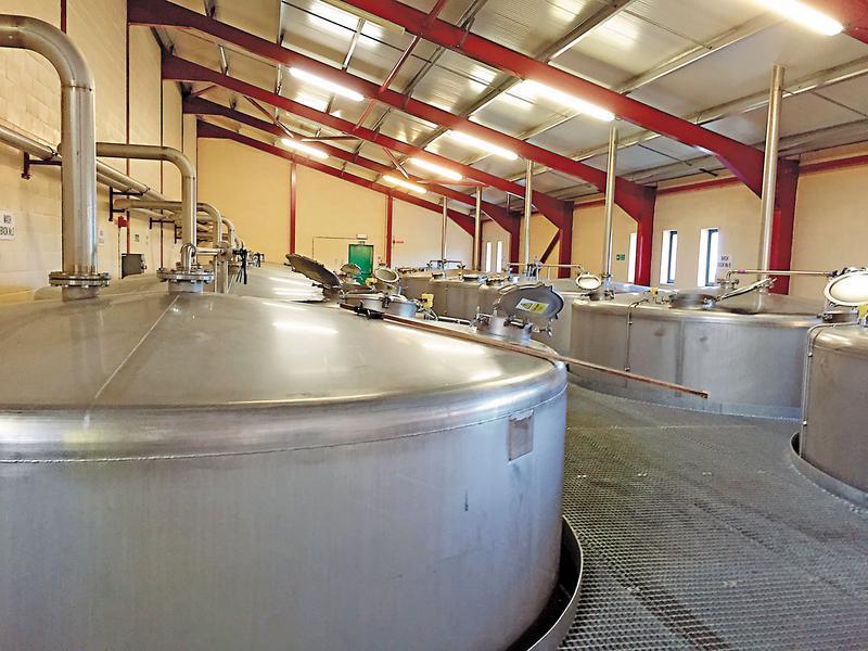 新時代的不鏽鋼發酵槽清潔起來較為容易。