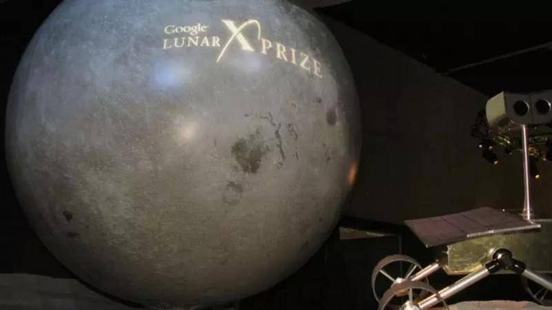 Google發展Xprize登月計畫。
