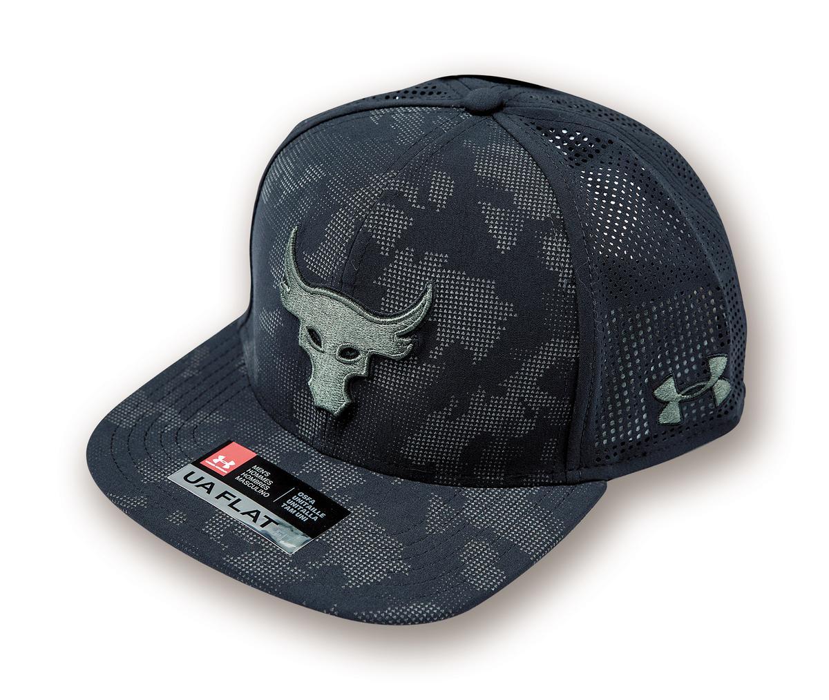 UNDER ARMOUR棒球帽,約NT$2,000。