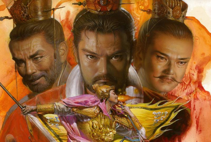 鄭問故宮展將於6月16日起展出,近250張畫作原稿讓粉絲看個夠。