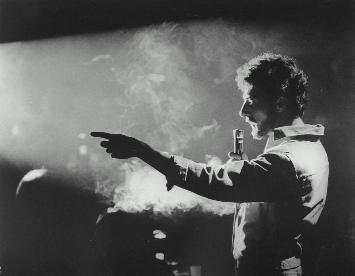達斯汀霍夫曼主演的《連尼》當初被認定「傷風敗俗」遭禁演,這次是第一次在台灣上映。(金馬執委會提供)