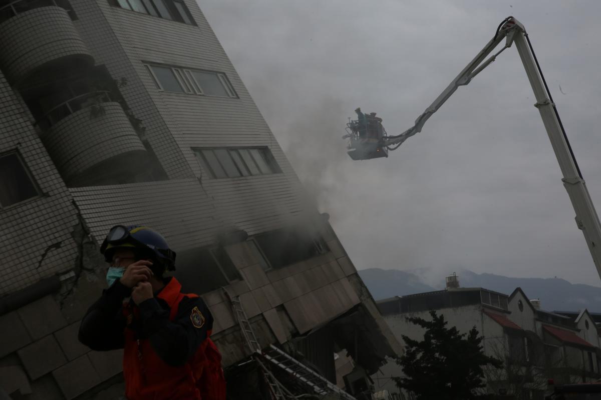 雲翠大樓總高12樓,屋齡超過20年。