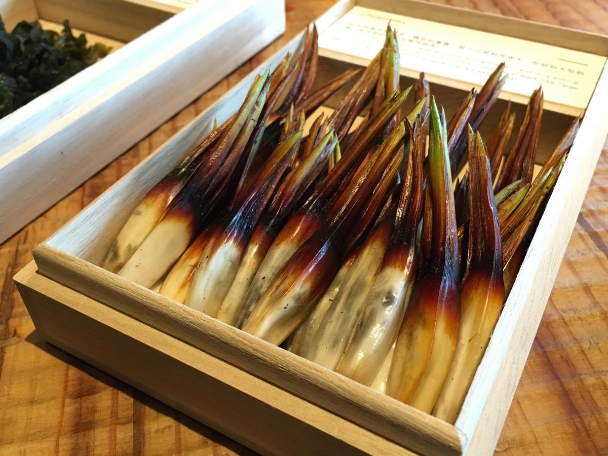 稱作「Chupones」的植物,聞起來有類似鳳梨的甜香味。