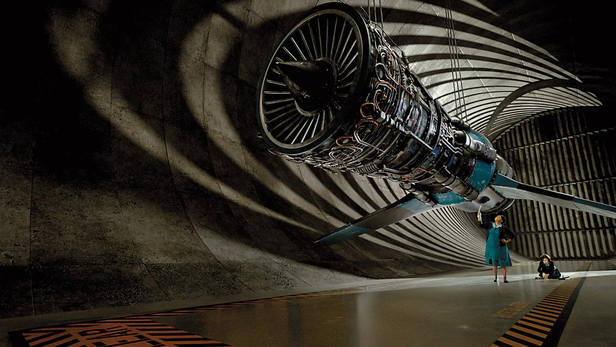 《水底情深》是墨西哥導演吉勒摩戴托羅最新作品,獲今年奧斯卡提名13項居冠。(福斯提供)