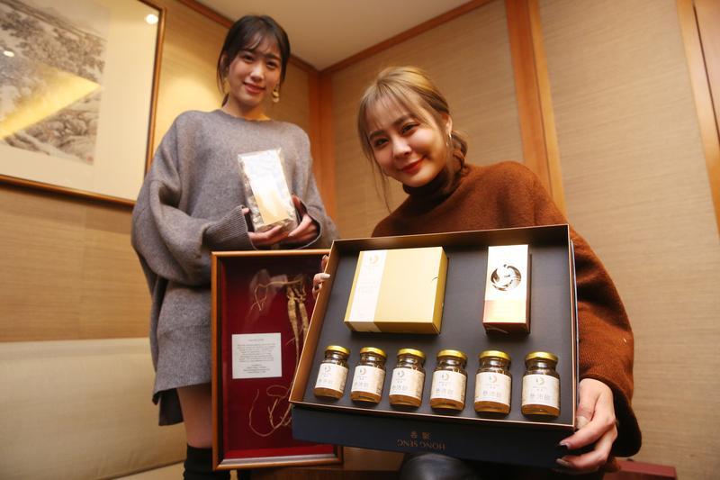 鴻海樂活養生健康事業群與威州的蔘農合作,推出自有花旗參品牌「鴻參」。