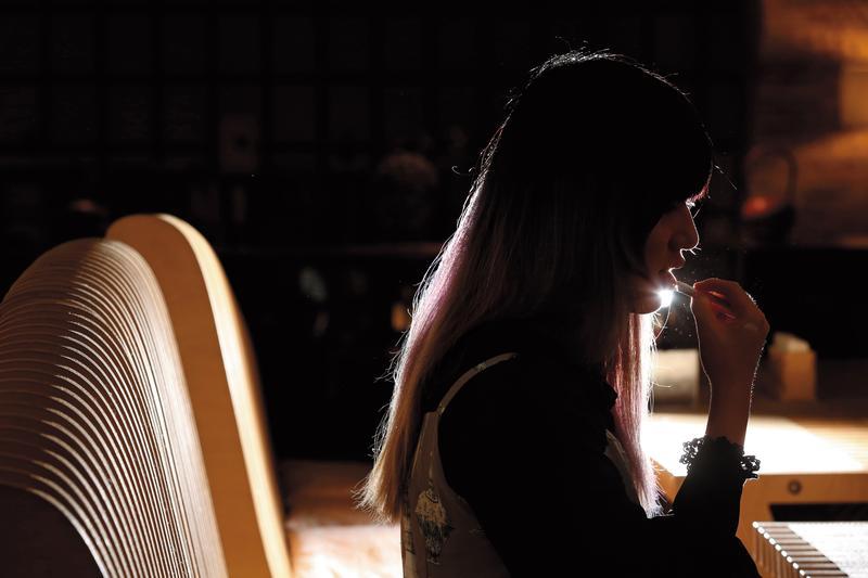 遠子沒有身體欲望,傾向無性戀,但想交個細水長流彼此陪伴的女朋友。