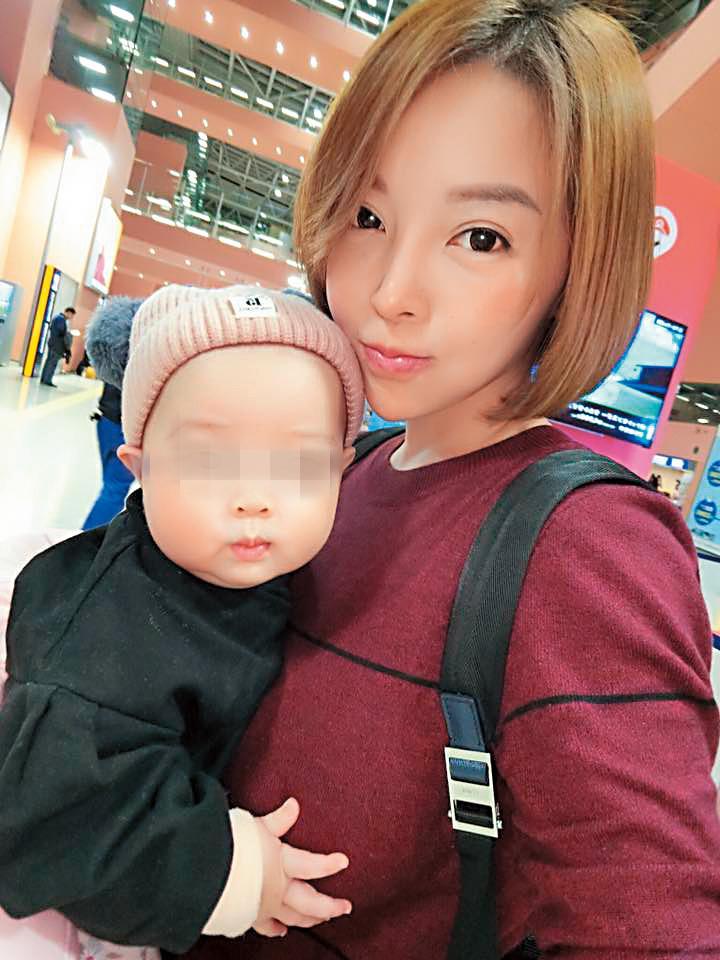 趙芸曾傳出與老公在月子中心爭吵,老公還砸電視,兩人日前已離婚收場。