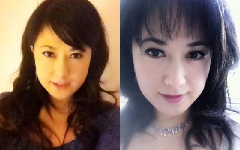 53歲的美魔女戈偉如至今身材、臉蛋保持得宜。(翻攝自戈偉如臉書)
