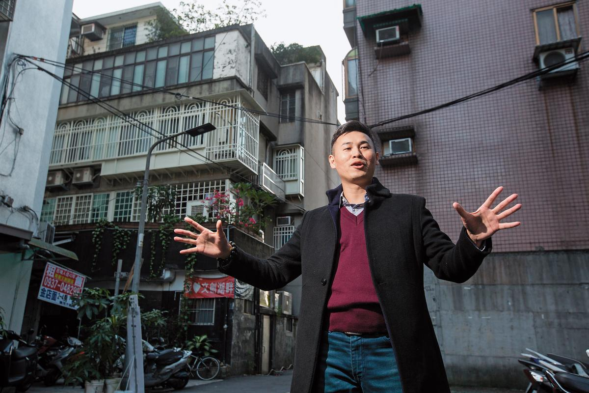洪榮志表示,想要在房市賺錢,學會為房子估價很重要,其中標的物棟距也要注意。