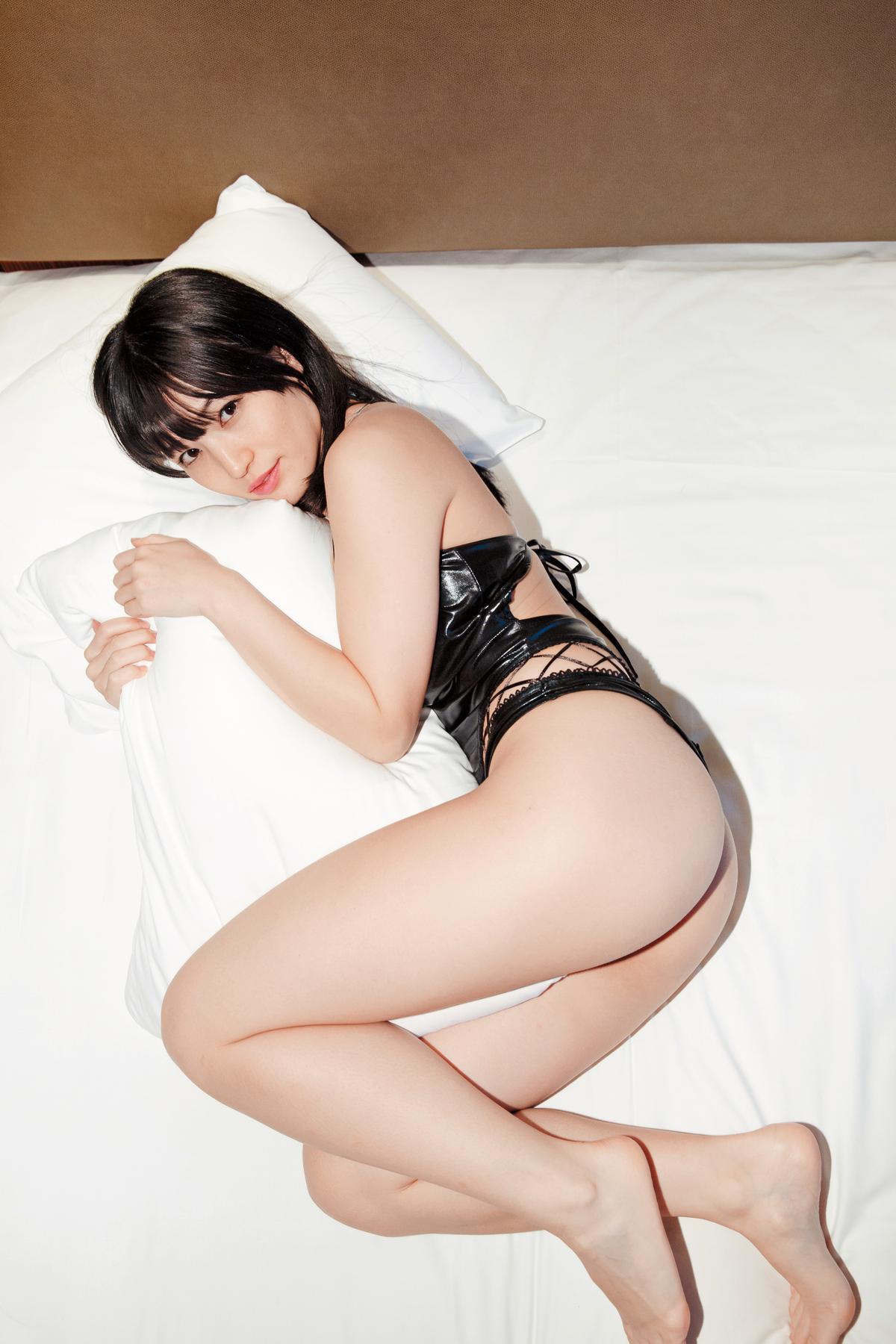 高橋聖子自曝1天自慰2次,早、晚各1次,睡覺時喜歡裸睡。