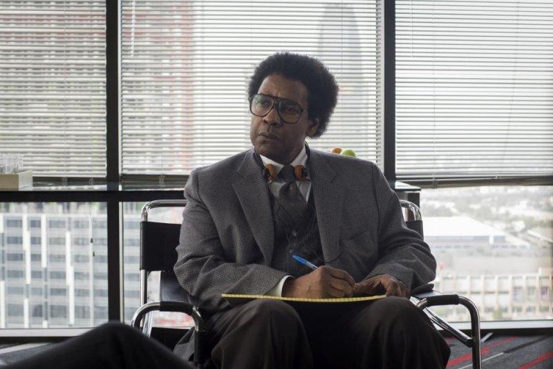 影帝丹佐華盛頓憑藉本片拿到第6次的奧斯卡最佳男主角提名。(捷傑電影提供)