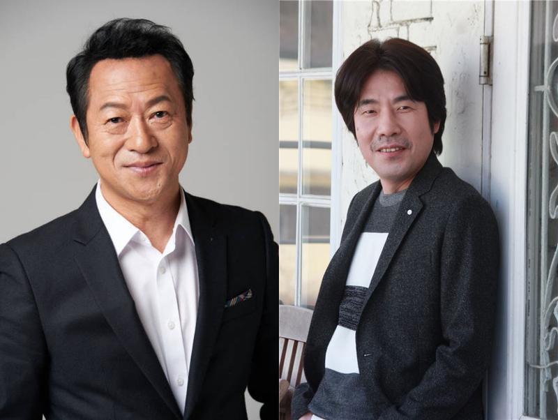 韓國演員崔日和(左)承認性騷女性的過去,表示將向警方自首,而吳達秀(右)則對網路上匿名指控予以否認。(網路圖片)