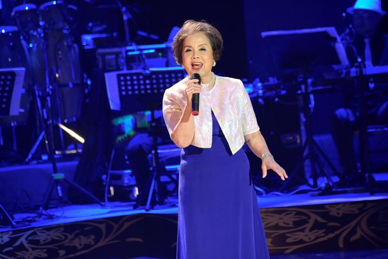 資深歌手美黛,1月29日上午10時38分肝內膽管癌過世,享壽80歲。(華風文化提供 )