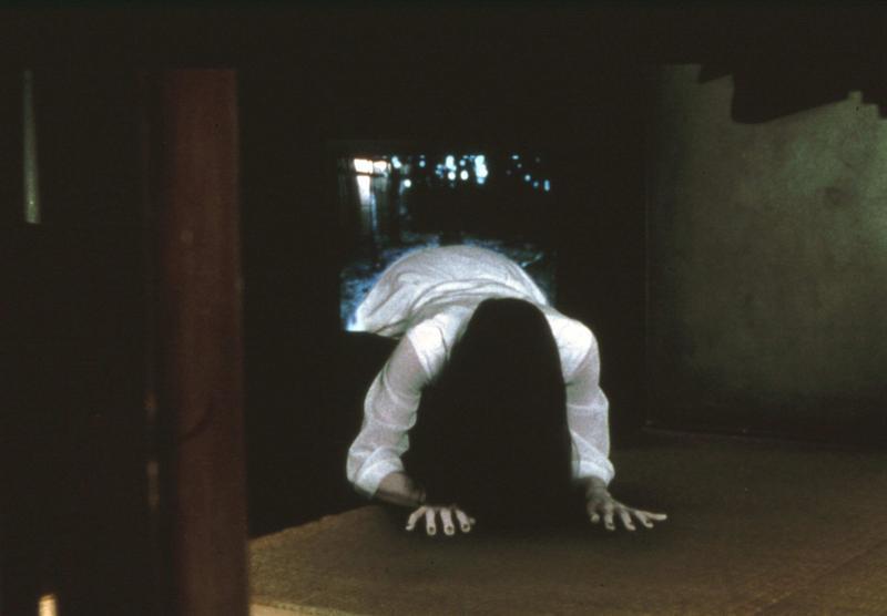 《七夜怪談》是日本恐怖片的經典,今年將在金馬奇幻影展中以膠捲拷貝方式重現。(金馬執委會提供)