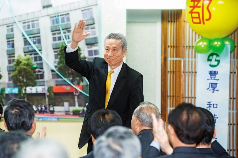 王光祥白手起家,經營建築及客運業有聲有色,極可能入主老字號的大同公司。