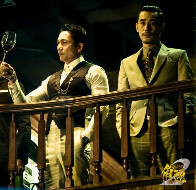 《角頭2》提醒了很多電影人,以華麗美學包裝的商業片藝術化,是「好看」基礎。