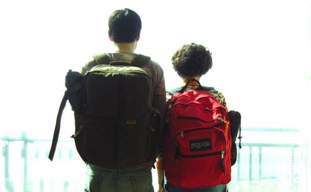 太源晙說,隨著日出日落,老媽能環遊世界的機會越來越少,母子倆於是踏上旅程。(翻攝太源晙部落格https://blog.naver.com/sneedle)