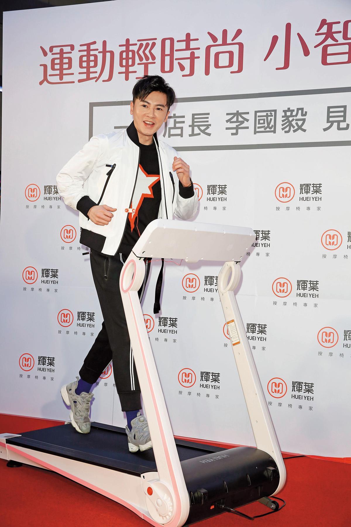 李國毅剛演完《1006的房客》即將在台視、東森播出,演的是高傲自負、從無敗績的王牌大律師。