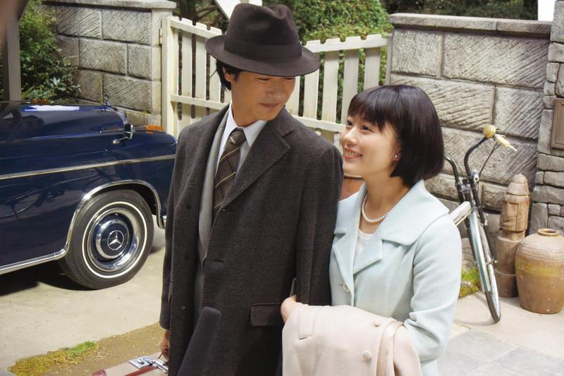 堺雅人及高畑充希在《鎌倉物語》飾演的一色夫婦非常討觀眾喜愛。(中影國際提供)