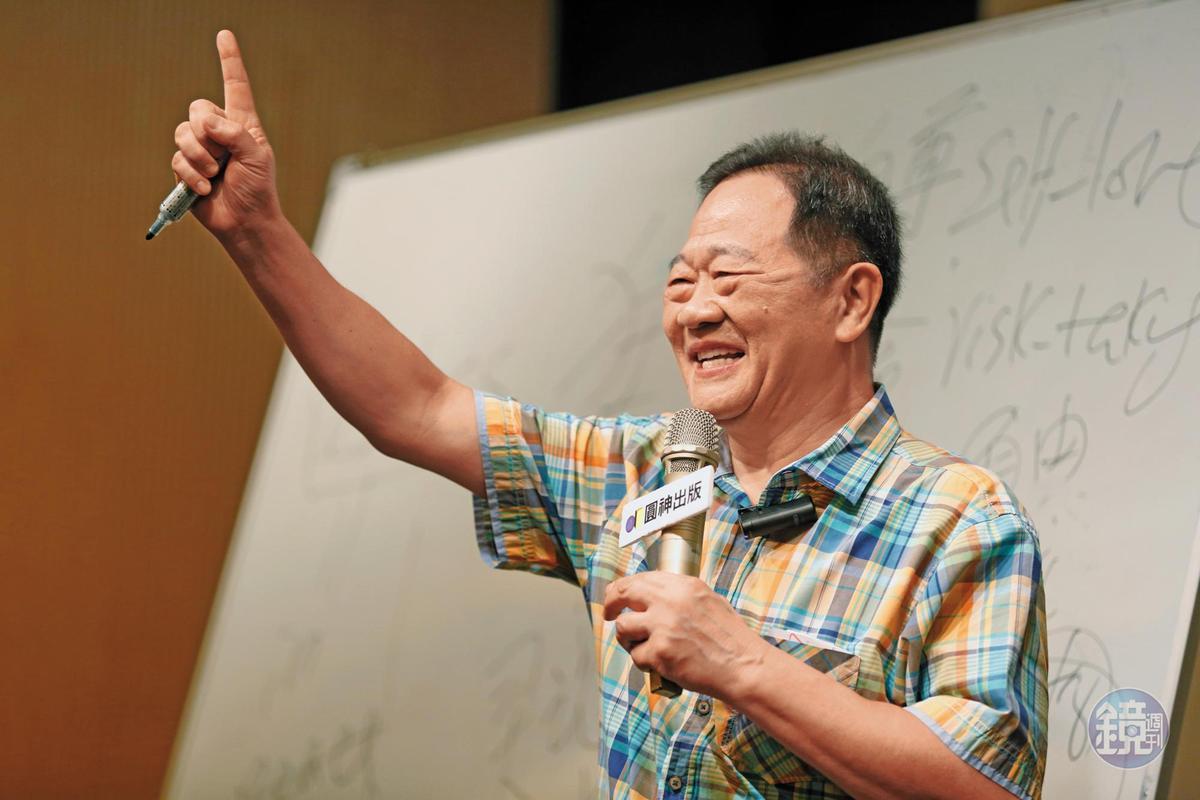 蔣萬安宣布不參選後,台北市黨部主委黃呂錦茹找上網紅「錕P」李錫錕(圖),探詢其意願。