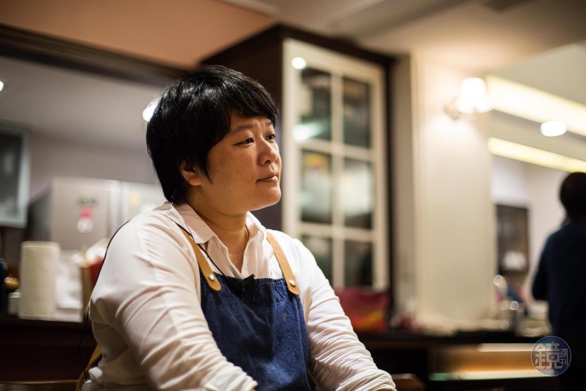 料理全方位的Dana結束了餐廳營運,目前轉向外燴、教學,也為其他餐廳研發菜色。