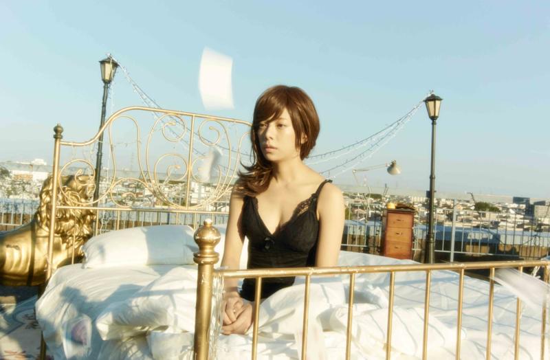 《裸睡美人》櫻井友紀也是擁抱星夢踏入演藝圈,慶幸自己沒像女主角一樣遭受狼爪。(天馬行空提供)