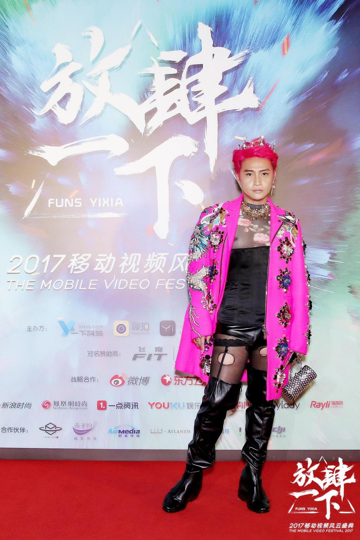 雖然因「小虎隊」爆紅出道,陳志朋自嘲叫小帥虎的頭銜「最不紅」。(誠利千代提供)