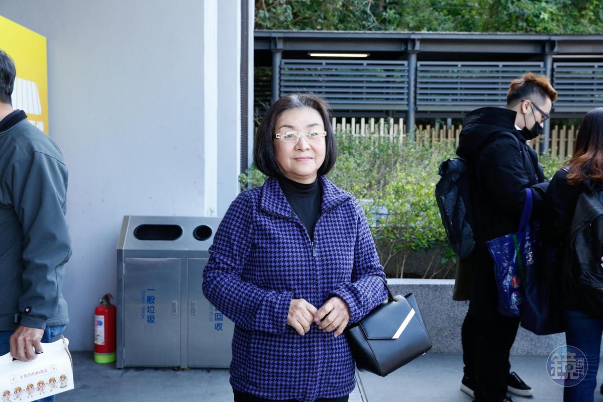 半年前還見過美黛的吳秀珠,當時完全看不出來她生病。