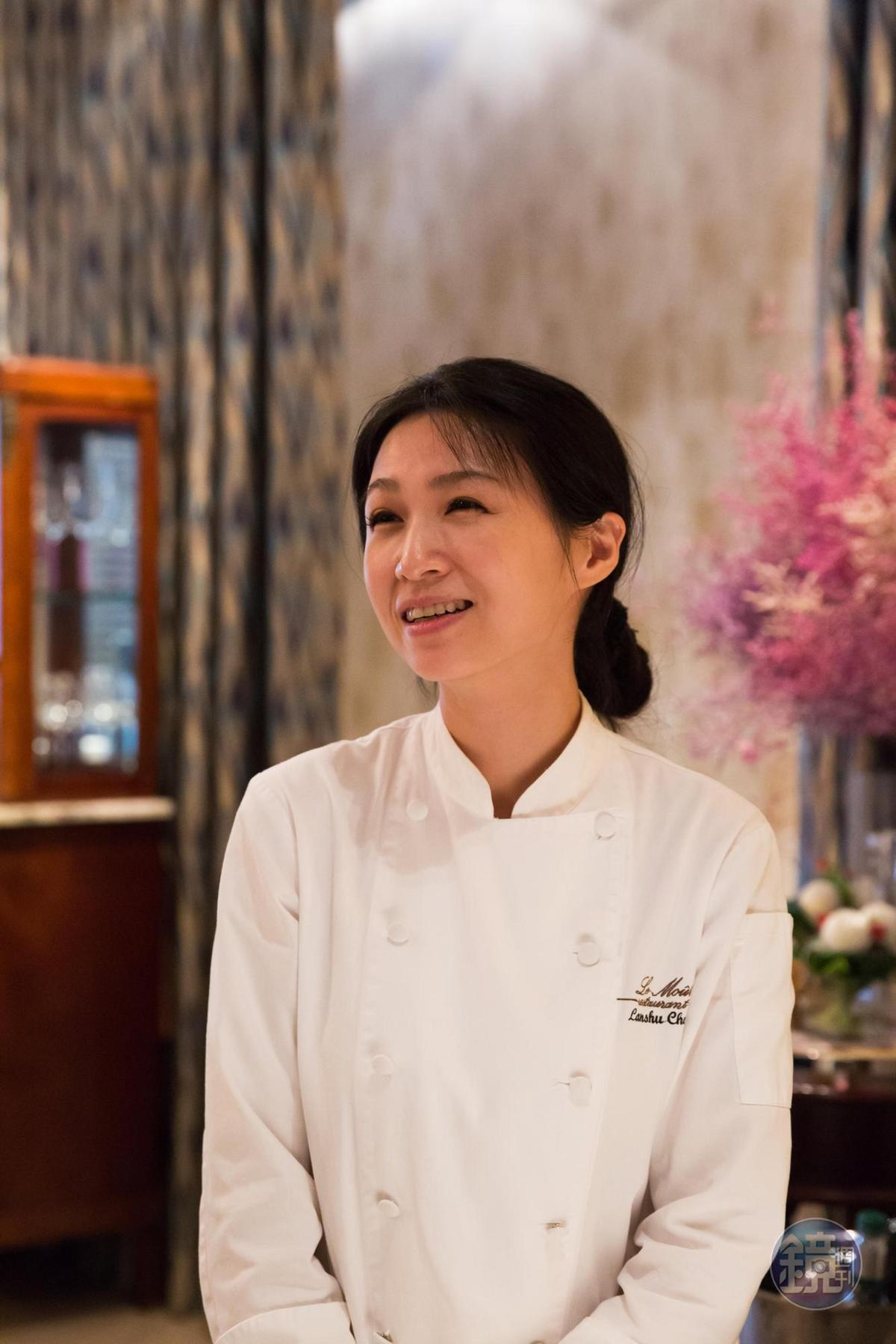 樂沐主廚陳嵐舒曾獲「亞洲最佳女主廚」,餐廳在國際間也廣受好評。