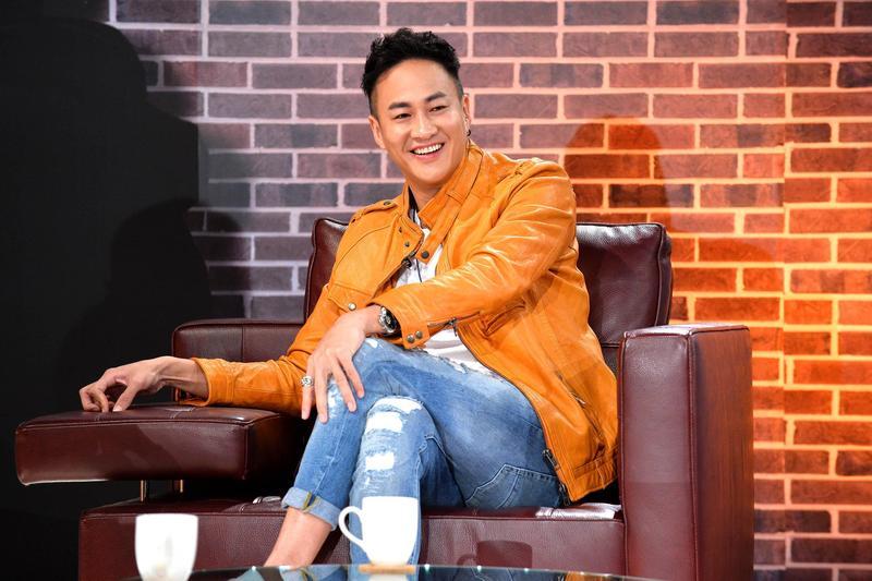 何潤東努力圓導演夢,覺得現在觀眾都很聰明,電視圈不要怕革新。(TVBS提供)