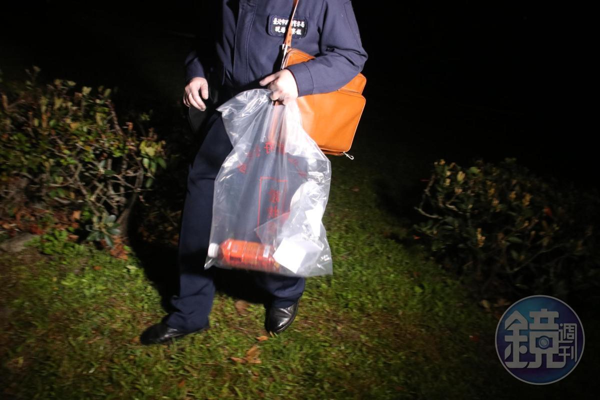 警方發現潘女時,她的遺體已化成一堆白骨,只剩衣物殘留。